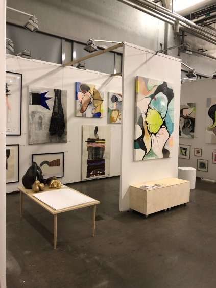 Affordable art fair Stockholm OOV GALLERY